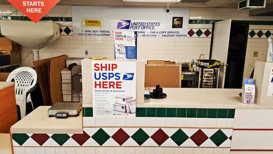 Oxnard Shell Convenience Store provides all types of shipping and receiving services. We also offer private mailboxes.